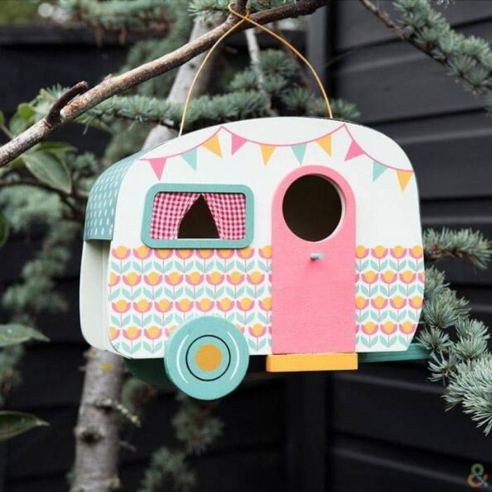 Скворечник Caravan Birdhouse